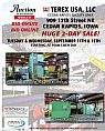 Terex Auction